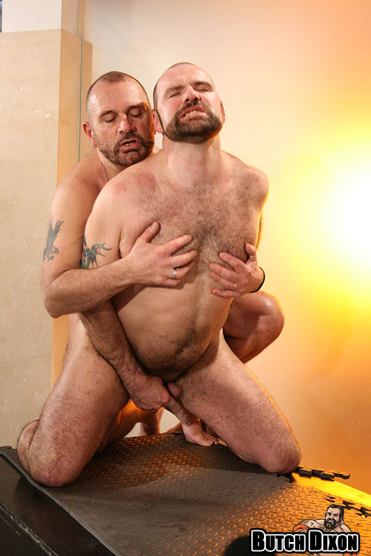 Hairy guys group gay sex pics